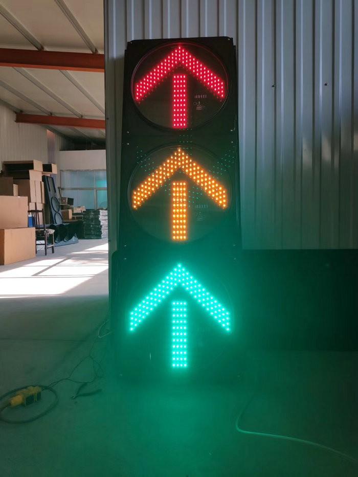 宁夏交通信号灯